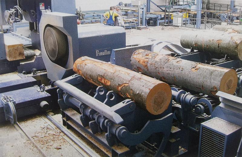 Pribo Sawmilling Equipment