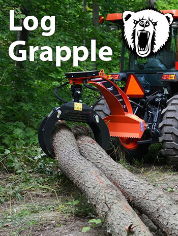 Log Grapple foto sold in Southern Africa