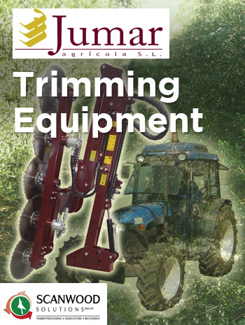 Trimming Equipment for Vinyards and Orchards.