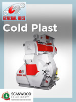 Cold Plast is the acronym of new revolutionary technology able to prepare thermoplastic -based materials (blends, compounds and composites) starting from the powder of the components utilizing only a cellulose binder able to act at room temperature.