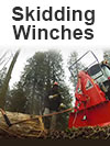 Skidding Winches foto sold in Southern Africa