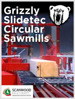 Circular Sawmills to ease the processing of timber.