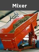 Large Capacity Feed Mixers.